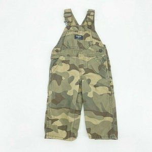 Carters Camo Overall 9M Baby Pants One Piece 9 M